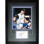 "Randy Johnson Autographed Arizona Diamondbacks (Perfect Game) ""Signature Series"" Frame"