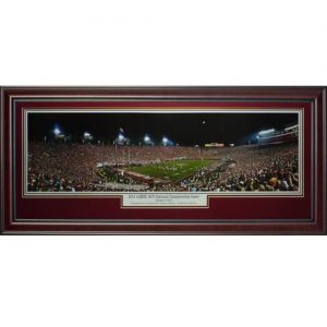 Florida State FSU Seminoles (2014 BCS Champs) Deluxe Framed Panoramic Photo