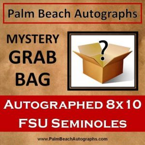 MYSTERY GRAB BAG - Florida State FSU Seminoles Autographed 8x10 Photo