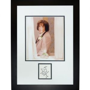 "Ben Stiller Autographed There's Something About Mary (Movie) ""Signature Series"" Frame"