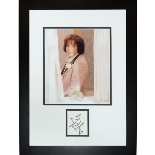 """Ben Stiller Autographed There's Something About Mary (Movie) """"Signature Series"""" Frame"""