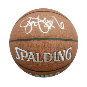 "Julius ""Dr J"" Erving Autographed Spalding NBA Basketball (Short Sig) - PSA"