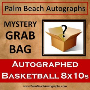 MYSTERY GRAB BAG - NBA/NCAA Basketball Autographed 8x10 Photo
