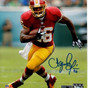 Alfred Morris Autographed Washington Redskins 8x10 Photo