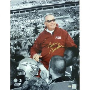 "Bobby Bowden Autographed FSU Florida State Seminoles (Last Game ""Spotlight"") 16x20 Photo"