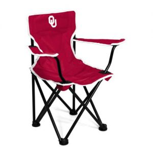 Oklahoma Sooners Toddler Tailgating Chair