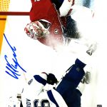 Nikita Kucherov Autographed Tampa Bay Lightning 8×10 Photo