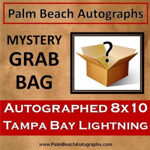 MYSTERY GRAB BAG - Tampa Bay Lightning Autographed 8x10 Photo