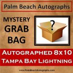 MYSTERY GRAB BAG – Tampa Bay Lightning Autographed 8×10 Photo