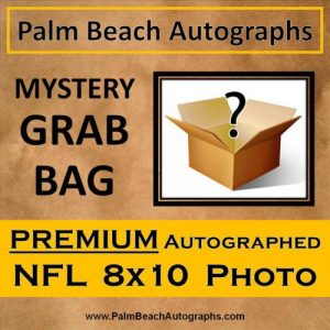 MYSTERY GRAB BAG - Premium NFL Football Autographed 8x10 Photo - All Hall of Famers