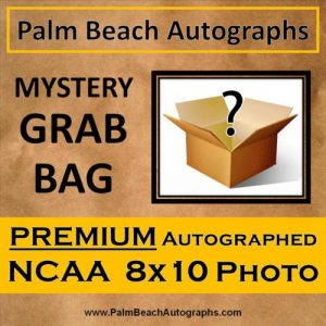 MYSTERY GRAB BAG - Premium NCAA Football Autographed 8x10 Photo - All Heisman Trophy Winners