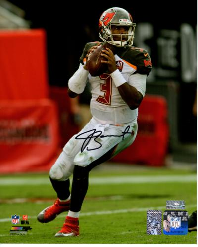 Jameis Winston Autographed Tampa Bay Buccaneers 8x10 Photo - Winston Holo