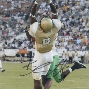 Brandon Marshall Autographed UCF University of Central Florida Golden Knights 8x10 Photo