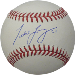 Todd Frazier Autographed MLB Baseball