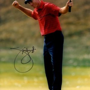 Jim Furyk Autographed Golf (Ryder Cup) 8x10 Photo