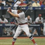 Xander Bogaerts Autographed Boston Red Sox 8×10 Photo