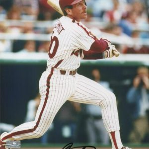 Mike Schmidt Autographed Philadelphia Phillies 8x10 Photo - JSA