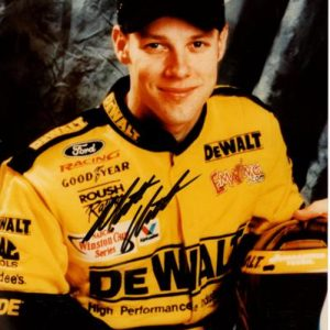 Matt Kenseth Autographed Dewalt 8x10 Photo