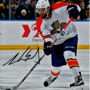 Aaron Ekblad Autographed Florida Panthers 8x10 Photo
