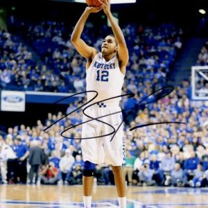 Karl-Anthony Towns Autographed Kentucky Wildcats 8x10 Photo