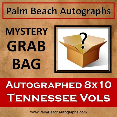 MYSTERY GRAB BAG - Tennessee Vols Autographed 8x10 Photo