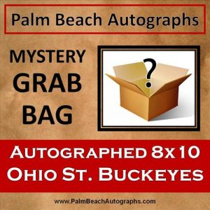 MYSTERY GRAB BAG - Ohio State Buckeyes Autographed 8x10 Photo