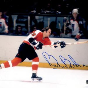 Bill Barber Autographed Philadelphia Flyers 8x10 Photo